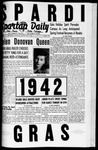 Spartan Daily, May 1, 1942 by San Jose State University, School of Journalism and Mass Communications