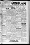 Spartan Daily, May 12, 1942 by San Jose State University, School of Journalism and Mass Communications