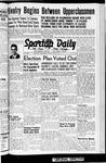 Spartan Daily, May 25, 1942
