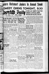 Spartan Daily, May 28, 1942