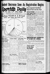 Spartan Daily, September 28, 1942
