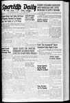 Spartan Daily, October 1, 1942