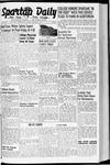 Spartan Daily, October 6, 1942