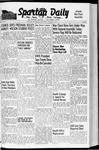 Spartan Daily, October 7, 1942