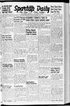 Spartan Daily, October 8, 1942