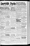 Spartan Daily, October 9, 1942