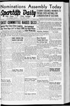 Spartan Daily, October 12, 1942
