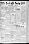 Spartan Daily, October 13, 1942