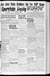 Spartan Daily, October 16, 1942