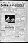 Spartan Daily, October 19, 1942 by San Jose State University, School of Journalism and Mass Communications