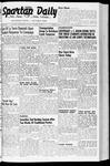 Spartan Daily, October 20, 1942