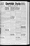Spartan Daily, October 21, 1942 by San Jose State University, School of Journalism and Mass Communications