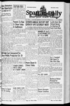 Spartan Daily, October 22, 1942 by San Jose State University, School of Journalism and Mass Communications