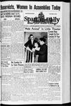 Spartan Daily, October 28, 1942