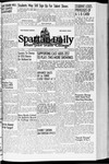 Spartan Daily, October 30, 1942 by San Jose State University, School of Journalism and Mass Communications