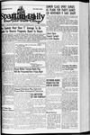 Spartan Daily, November 2, 1942 by San Jose State University, School of Journalism and Mass Communications