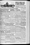 Spartan Daily, November 3, 1942 by San Jose State University, School of Journalism and Mass Communications
