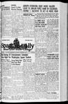 Spartan Daily, November 5, 1942 by San Jose State University, School of Journalism and Mass Communications