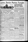 Spartan Daily, November 9, 1942 by San Jose State University, School of Journalism and Mass Communications