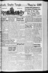 Spartan Daily, November 13, 1942 by San Jose State University, School of Journalism and Mass Communications