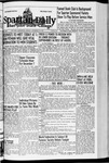 Spartan Daily, November 16, 1942 by San Jose State University, School of Journalism and Mass Communications
