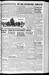 Spartan Daily, November 17, 1942 by San Jose State University, School of Journalism and Mass Communications