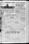 Spartan Daily, November 20, 1942 by San Jose State University, School of Journalism and Mass Communications