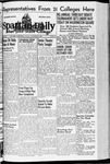 Spartan Daily, November 23, 1942 by San Jose State University, School of Journalism and Mass Communications