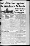 Spartan Daily, November 24, 1942 by San Jose State University, School of Journalism and Mass Communications