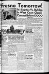 Spartan Daily, November 25, 1942 by San Jose State University, School of Journalism and Mass Communications