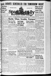 Spartan Daily, December 2, 1942 by San Jose State University, School of Journalism and Mass Communications