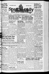 Spartan Daily, December 8, 1942 by San Jose State University, School of Journalism and Mass Communications