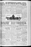 Spartan Daily, December 9, 1942 by San Jose State University, School of Journalism and Mass Communications