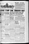 Spartan Daily, December 17, 1942 by San Jose State University, School of Journalism and Mass Communications