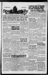 Spartan Daily, January 8, 1945 by San Jose State University, School of Journalism and Mass Communications