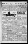 Spartan Daily, January 15, 1945 by San Jose State University, School of Journalism and Mass Communications