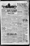 Spartan Daily, January 17, 1945 by San Jose State University, School of Journalism and Mass Communications