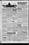 Spartan Daily, January 24, 1945 by San Jose State University, School of Journalism and Mass Communications