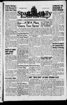 Spartan Daily, January 25, 1945 by San Jose State University, School of Journalism and Mass Communications