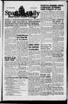 Spartan Daily, January 26, 1945 by San Jose State University, School of Journalism and Mass Communications