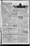 Spartan Daily, January 29, 1945 by San Jose State University, School of Journalism and Mass Communications