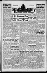 Spartan Daily, February 1, 1945 by San Jose State University, School of Journalism and Mass Communications