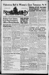 Spartan Daily, February 9, 1945 by San Jose State University, School of Journalism and Mass Communications
