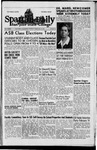Spartan Daily, February 12, 1945 by San Jose State University, School of Journalism and Mass Communications