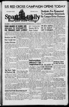Spartan Daily, February 22, 1945 by San Jose State University, School of Journalism and Mass Communications