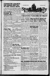 Spartan Daily, February 23, 1945 by San Jose State University, School of Journalism and Mass Communications