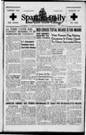 Spartan Daily, March 2, 1945 by San Jose State University, School of Journalism and Mass Communications