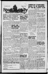 Spartan Daily, March 16, 1945
