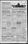 Spartan Daily, March 19, 1945 by San Jose State University, School of Journalism and Mass Communications