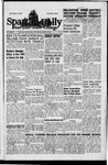 Spartan Daily, April 11, 1945 by San Jose State University, School of Journalism and Mass Communications